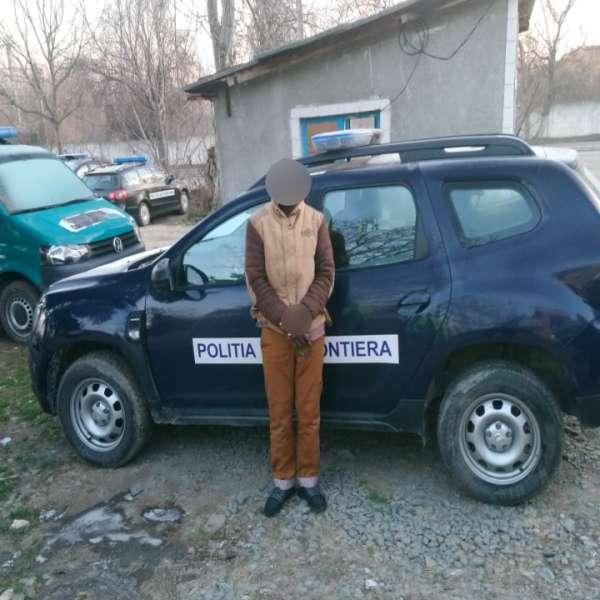 Tânăr din Mali, depistat la frontiera cu Bulgaria