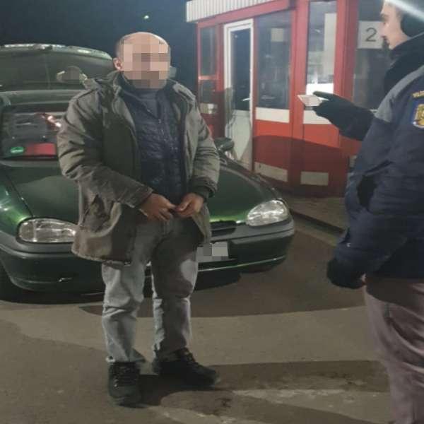 Cetățean turc cu documentul altei persoane, depistat la P.T.F. Giurgiu