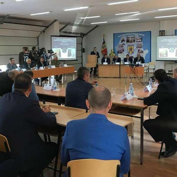 Evaluarea activității Școlii de Perfecționare a Pregătirii Personalului Poliției de Frontieră Drobeta Turnu Severinîn perioada 1 octombrie 2017-30 septembrie 2018
