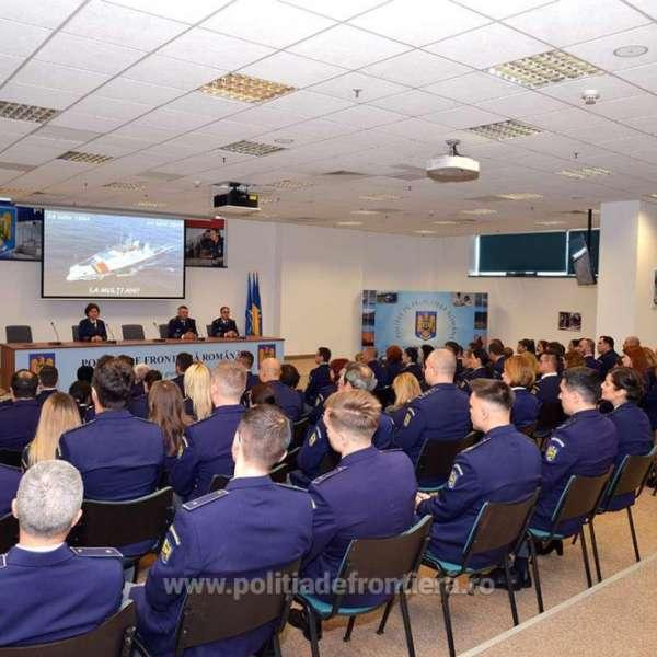 The Romanian Border Police celebrates 155 years of institutional establishment