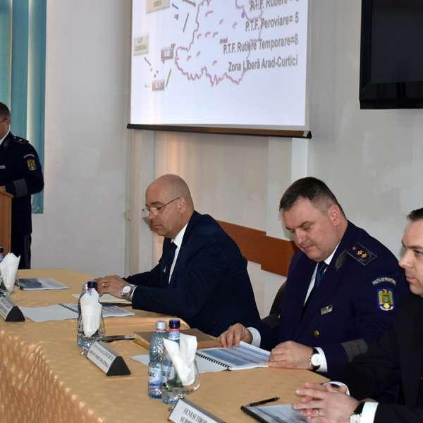 Analiza activităţilor desfăşurate de cătreInspectoratul Teritorial al Poliţiei de Frontieră Oradea în anul 2019