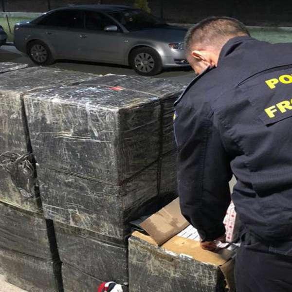 Țigări în valoare de peste 70.000 lei, confiscate la frontiera de nord