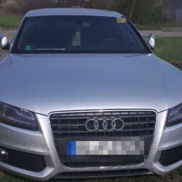 Autoturism căutat de autorităţile din Germania, depistat la P.T.F. Nădlac