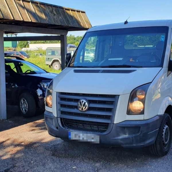 Autovehicul căutat de autoritățile din Olanda, oprit la P.T.F. Petea