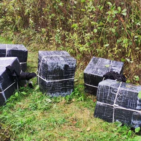 7.500 de pachete cu țigări de contrabandă, confiscate la frontiera de nord  a României