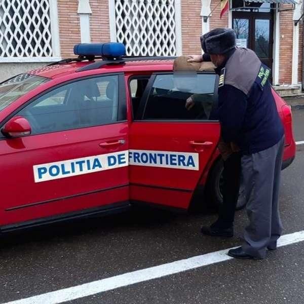 Bărbat cu cetăţenie română şi R. Moldova căutat de autorităţile din Franța și Italia, depistat la controlul de frontieră