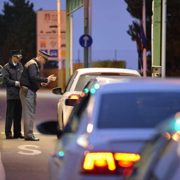Poliţiştii de frontieră la datorie în perioada minivacanţei de Anul Nou