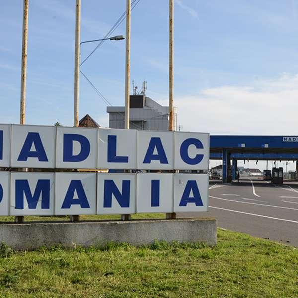 Microbuz căutat de autorităţile din Italia, descoperit de poliţiştii de frontieră din P.T.F. Nădlac