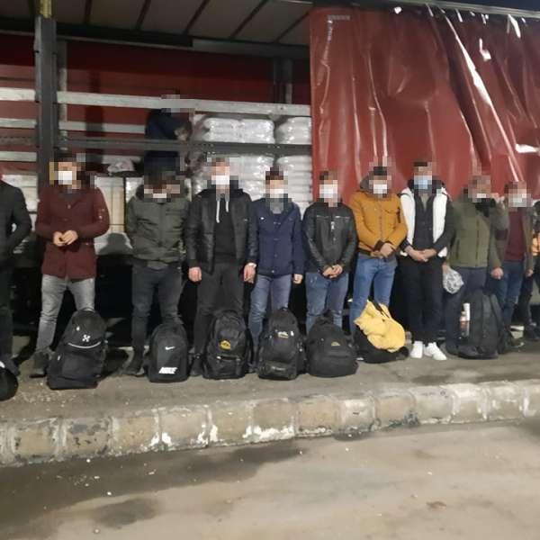 33 de cetăţeni străini depistați de poliţiştii de frontieră arădeni, la sfârşitul săptămânii trecute