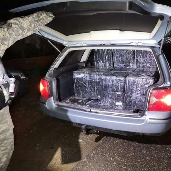 Maramureșean cercetat pentru contrabandă