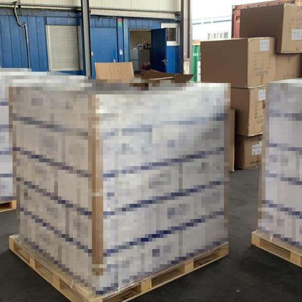 Produse pentru protecția plantelor contrafăcute în valoare de aproximativ 453.000 lei,  confiscate în Portul Constanţa Sud Agigea