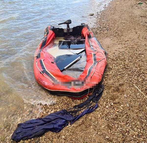 Cetăţeni străini, salvaţi de poliţiştii de frontieră  din apele fluviului Dunărea