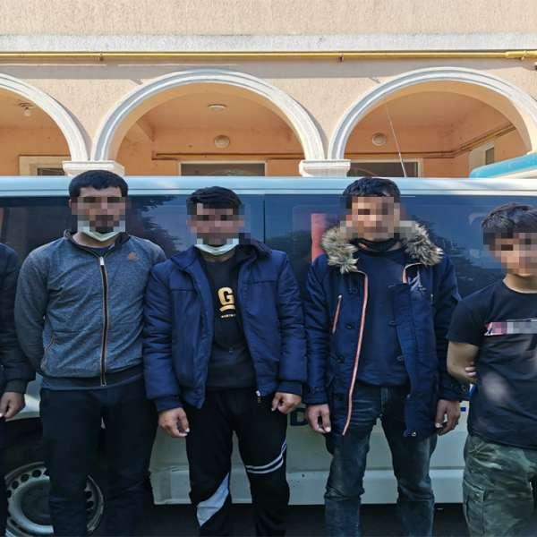 Cinci afgani, sprijiniţi de un cetățean român, depistaţi la graniţa cu Serbia