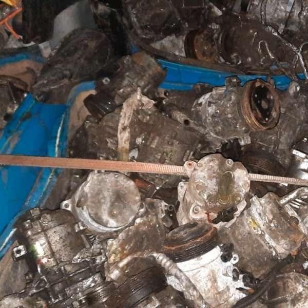 Peste 17 tone de deșeuri de aluminiu, depistate la P.T.F Nădlac II
