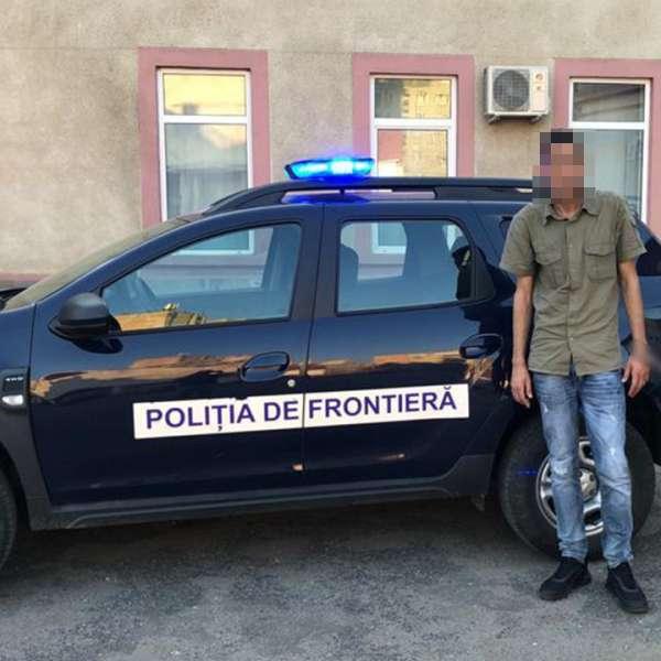 Cetăţeni străini opriți din drumul ilegal spre vestul Europei