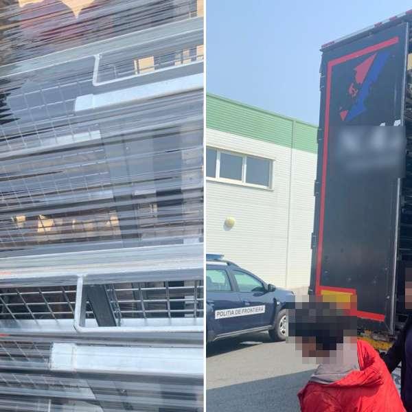 Cetățeni din Algeria, Maroc și Afganistan opriți din drumul ilegal către Spațiul Schengen