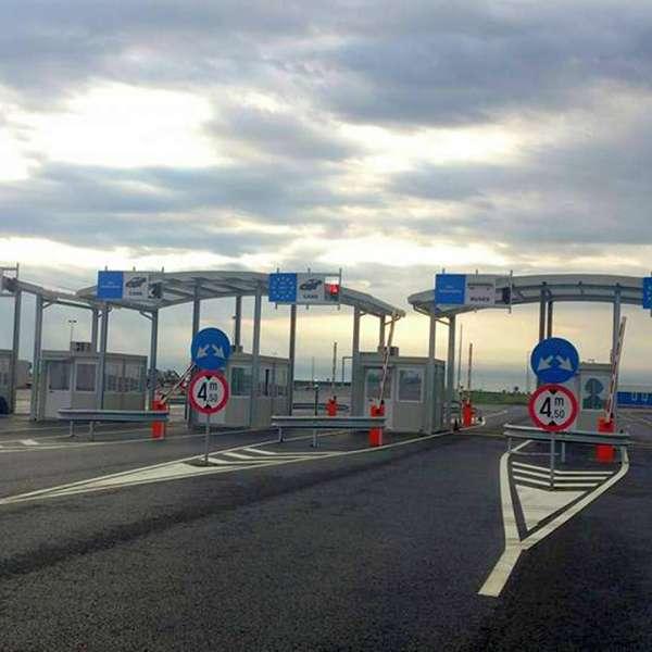 Zece cetăţeni străini opriți din drumul ilegal către Spațiul Schengen