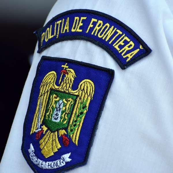 Patru cetăţeni străini, depistaţi de polițiștii de frontieră în apropierea P.T.F. Calafat
