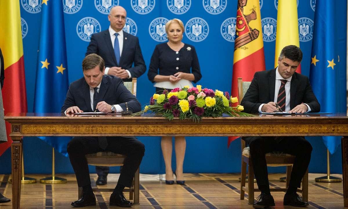 Patrulare în comun la frontiera cu Republica Moldova