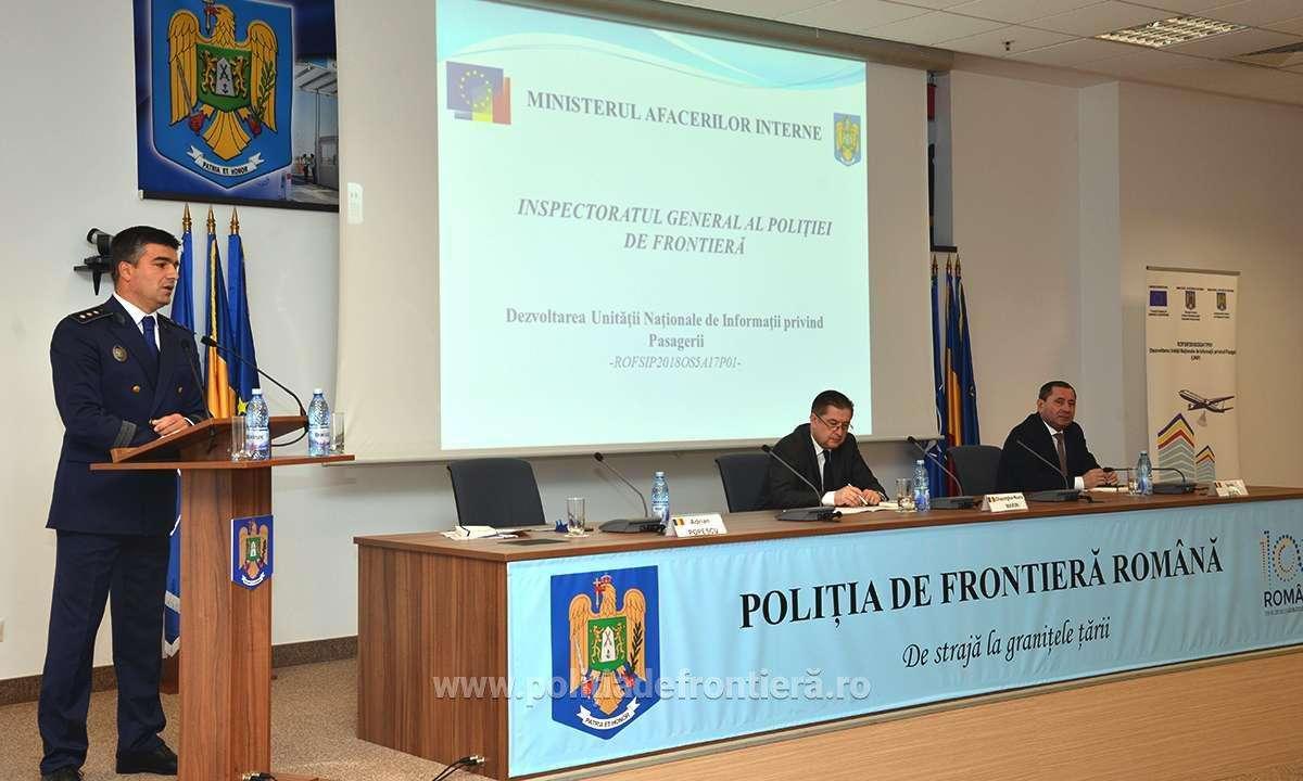 Development of National Passenger Information Unit