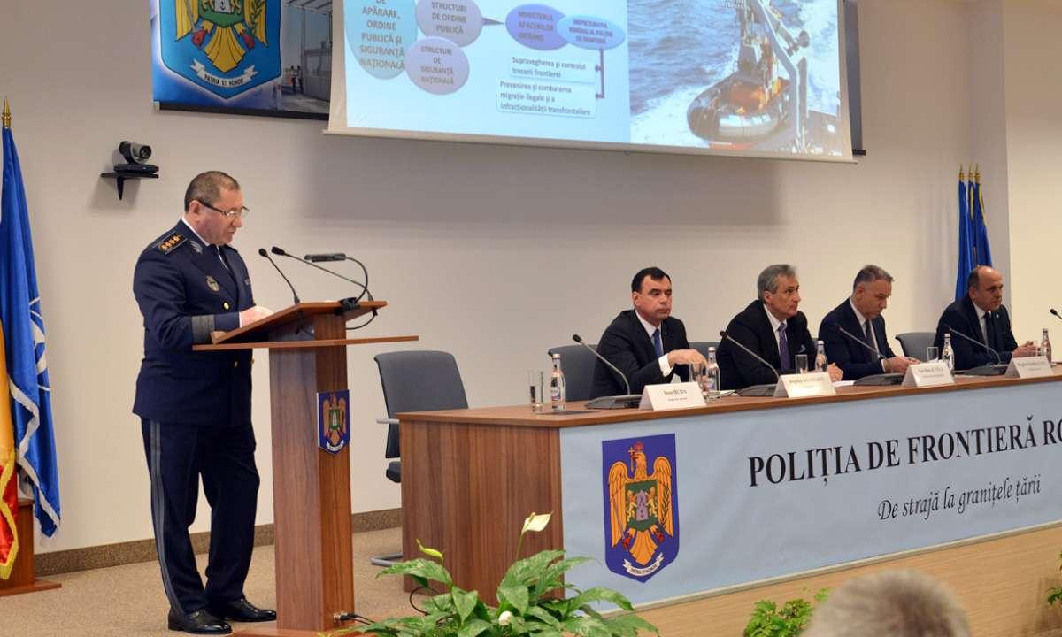 Evaluarea activităţii Poliţiei de Frontieră Române desfășurate în anul 2019